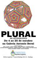 "Exposição ""Plural"" de Luz Peuscovich na Galeria Antonio Berni"